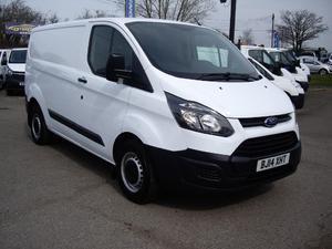 Ford Transit Custom 2014 in Billericay