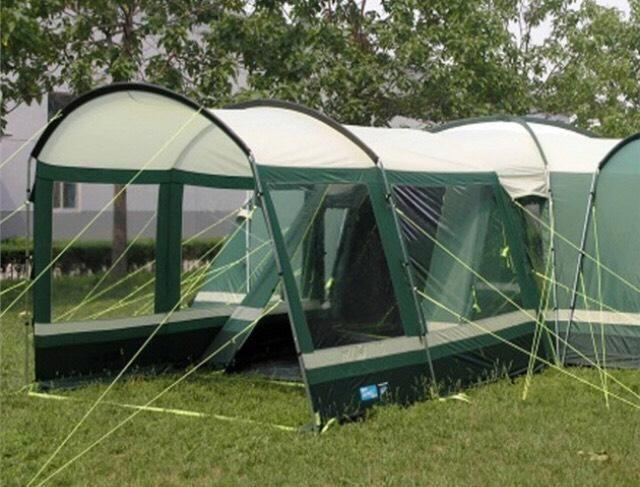 & Kampa Tenby 6 berth tent in Worthing - Expired | Friday-Ad
