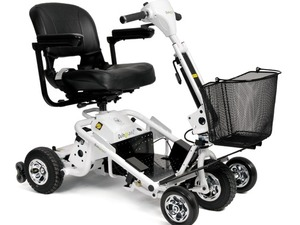 Quingo Air 2 Mobility Scooter Only 3 Months Old Used 3