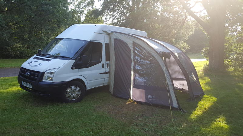 Ford Transit Mess Van Campervan Conversion 2007 Motorhome