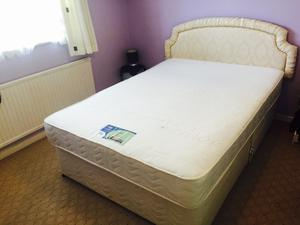 Double Divan Bed With Drawers For Sale In Uk