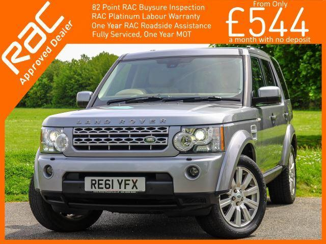 Land Rover Discovery 2011 In Croydon Friday Ad