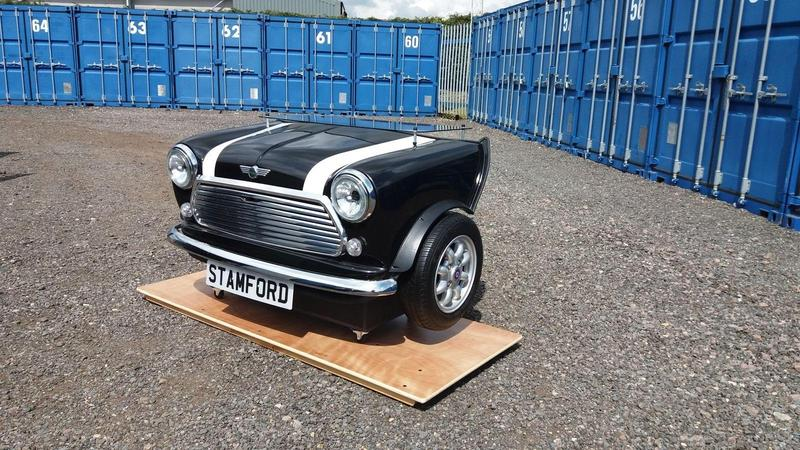 mini car office desk in oakham - expired | friday-ad