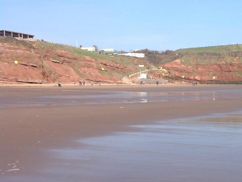 New Devon Cliffs Exmouth  Pet Friendly Caravan Hire
