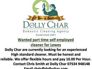 self employed housekeeper