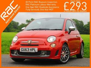Used Abarth/Fiat Cars for Sale in Slough | Friday-Ad