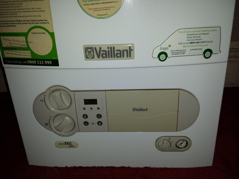 Worcester Boiler Fault Codes >> Vaillant. Good Vaillant Ecotec Pro Combi Boiler Review With Vaillant. Good Vaillant With ...
