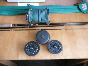 Used fishing gear for sale in uk friday ad for Used fly fishing gear for sale