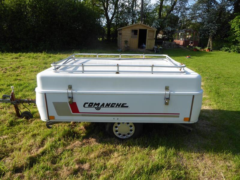 Comanche Trailer Tent. Fair condition. 2 berth sleeps 4. in Horsham - Sold | Friday-Ad & Comanche Trailer Tent. Fair condition. 2 berth sleeps 4. in ...