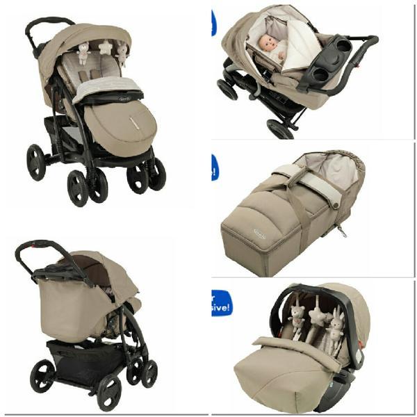 Graco Quattro Tour Baby Travel System Deluxe