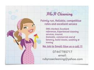Cleaning Services in Hastings | Friday-Ad