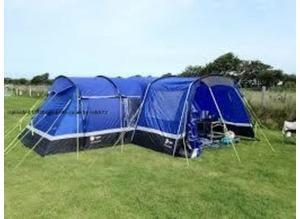 & Hi gear kalahari 10 tent in Peterborough - Expired | Friday-Ad