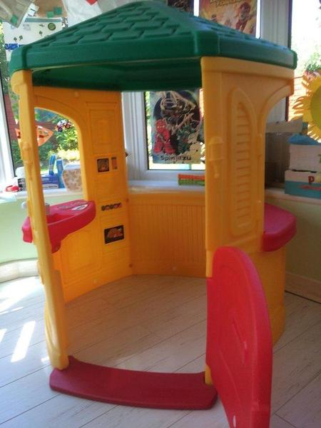 Cosy Little Tikes Home Garden Playhouse.  Little Tikes Cozy Cottage Play House in Southam Expired Friday Ad