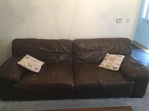Seater Leather Sofas in Middlesbrough