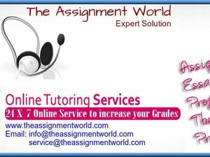 MyAssignmenthelp co uk Has the Best Assignment Writers UK The Assignment World online best Assignments Help     Teodor Ilincai