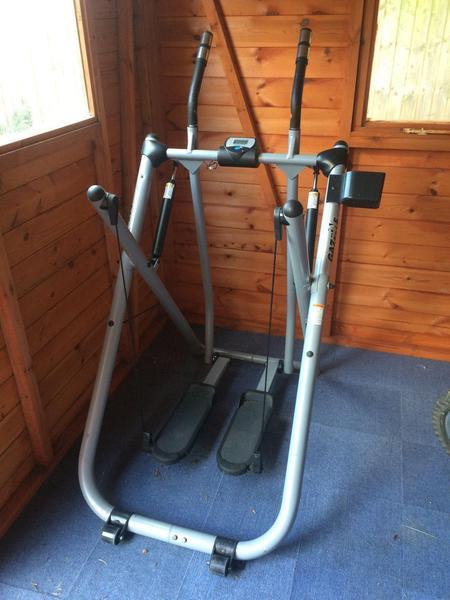 Tony Little Gazelle Glider Cross Trainer Fitness Exercise