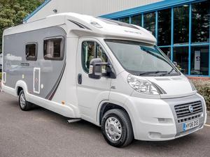 Elegant Swift Voyager 680 FB 2011 In Peacehaven | Friday-Ad