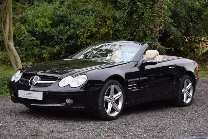 Mercedes Benz Sl 2004 In Chesterfield Friday Ad