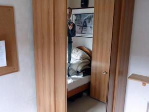 Corner wardrobe for sale in uk 91 used corner wardrobes for 1 door mirrored corner wardrobe