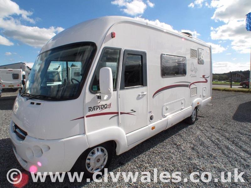 Luxury Bailey Beachcomber 4 Berth Caravan  In Llanelli Carmarthenshire