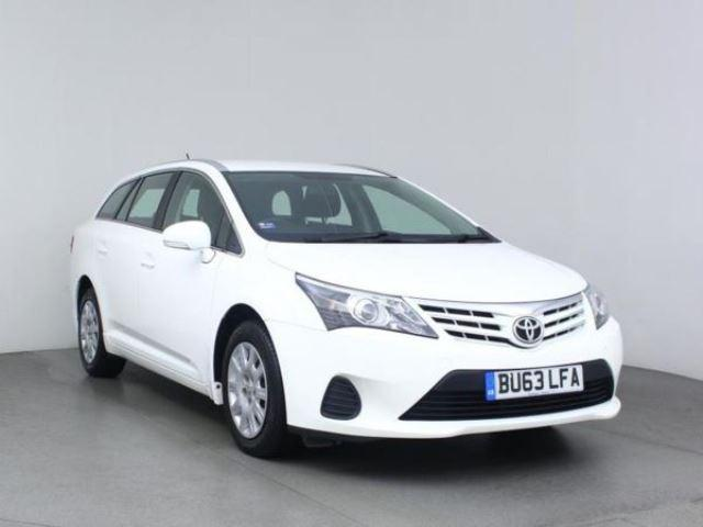 Toyota avensis 2013 in bristol friday ad for Bristol motor mile dealerships
