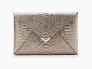 Image result for CITY SLIM CLUTCH - PEWTER EXOTIC