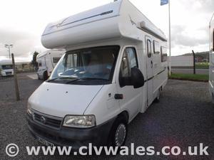 Innovative Bailey Beachcomber 4 Berth Caravan  In Llanelli Carmarthenshire