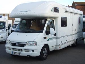 Innovative Used Motorhomes For Sale In UK | Friday-Ad
