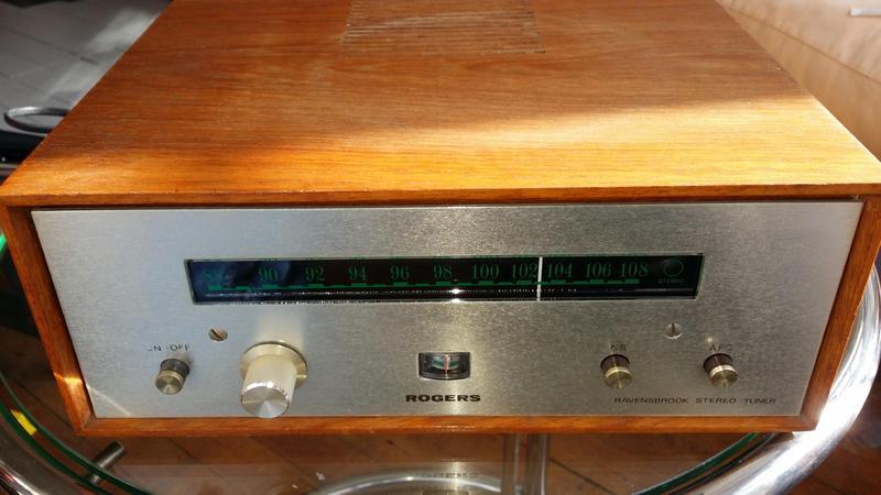 Rogers Ravensbrook III Receiver Rare-vintage-british-rogers-ravensbrook-fet-fm-tuner-vgc-15653696-1_800X600