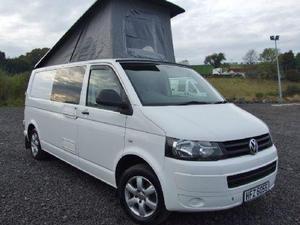 VW Transporter Bespoke Conversion 2 Berth 2011 Motorhome For Sale In Dromore