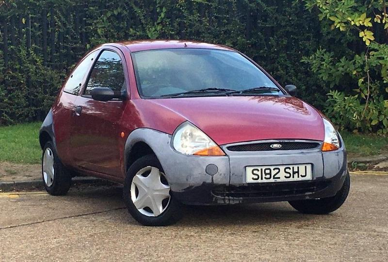 ford ka 1998 in southend on sea expired friday ad. Black Bedroom Furniture Sets. Home Design Ideas