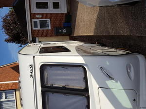 Cool  Challenger 470 2 Berth 1997 Touring Caravan For Sale  CS726275E
