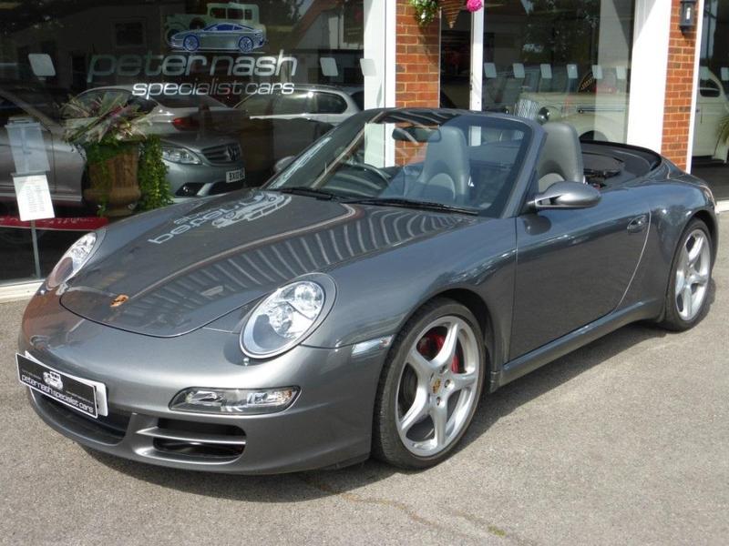 Porsche 911 2007 In Southampton Expired Friday Ad