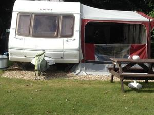 Fantastic Berth Caravans For Sale In South West  Caravansforsalecouk