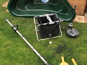 Pond vac for sale in uk 66 second hand pond vacs for Second hand pond filters for sale