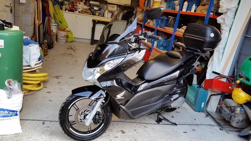 Scooter Honda 125 Pcx 2012 Wroc Awski Informator Internetowy Wroc Aw Wroclaw Hotele Wroc