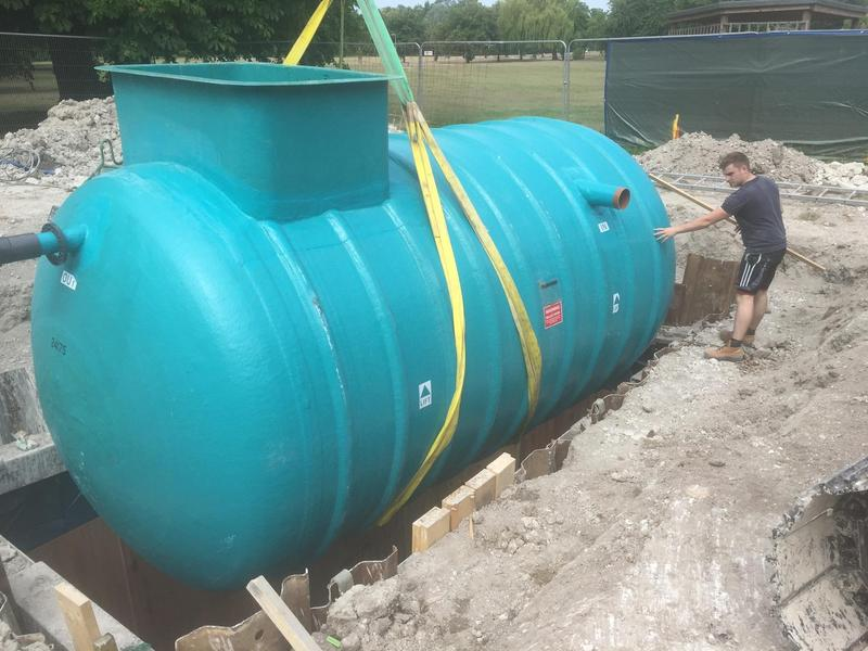 Waste Water Treatment Services Drainage Construction And