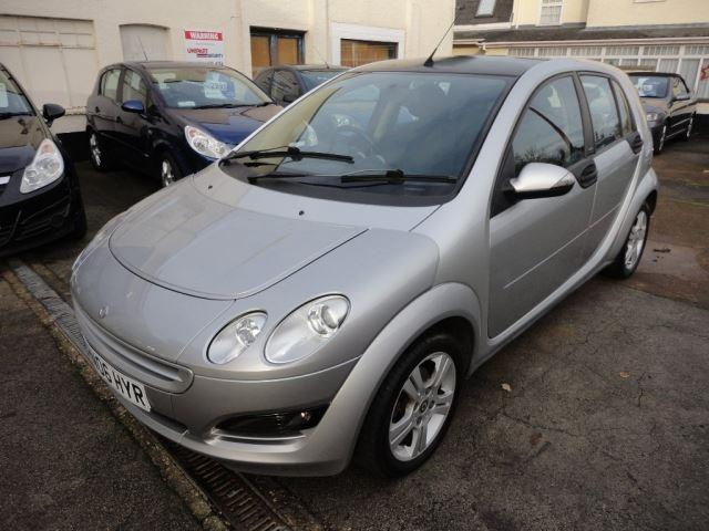 Smart Forfour 2006 In Huntingdon Friday Ad