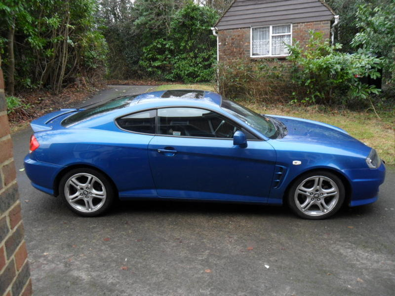 Hyundai Sports Coupe In Eastbourne Friday Ad