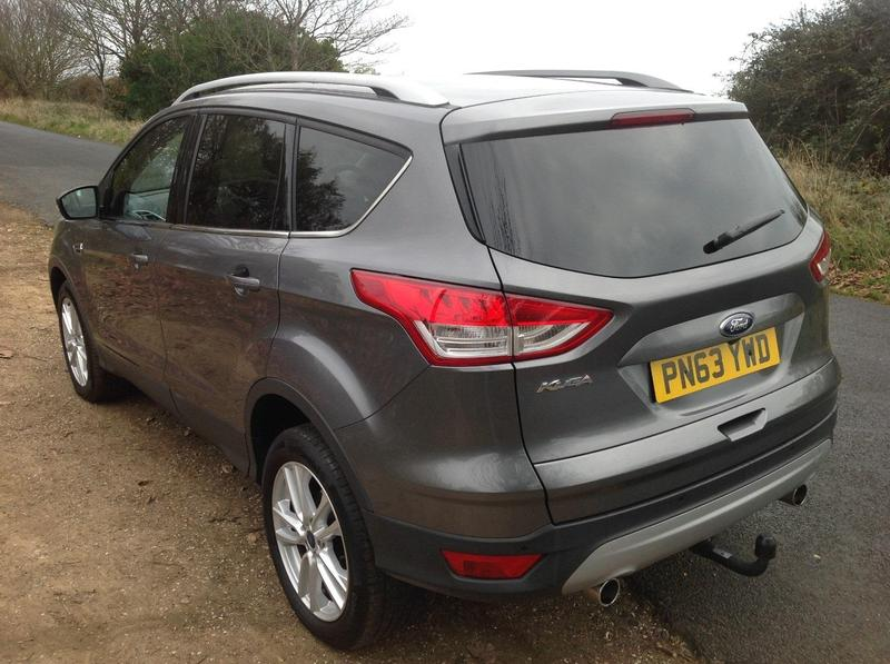 Image Result For Ford Kuga No Electrics