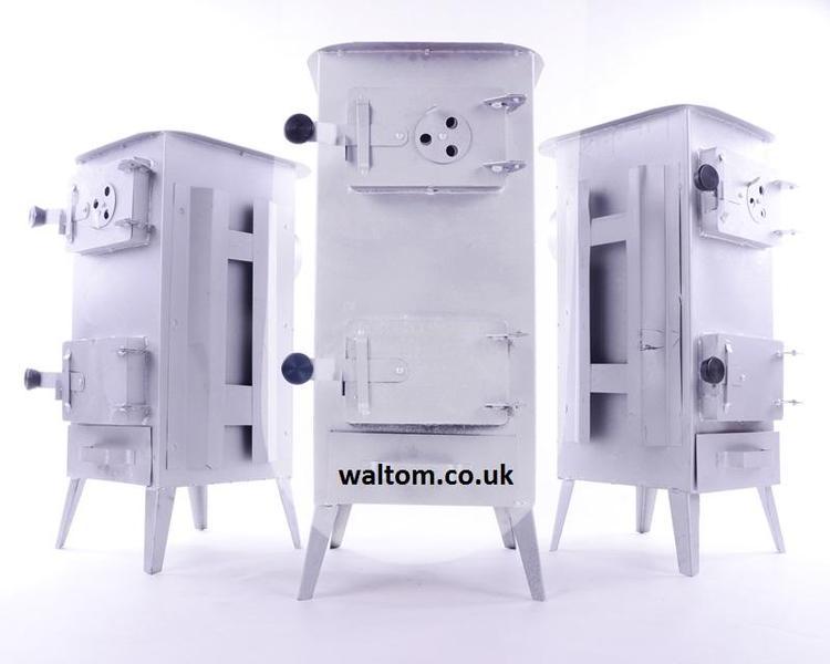 Waltom woodburning stove log burner multifuel