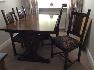 Old Charm Dining Chairs For Sale In UK View 45 Bargains