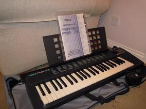 Keyboard yamaha psr 6300 portatone synthesizer keyboard for Yamaha portatone keyboard