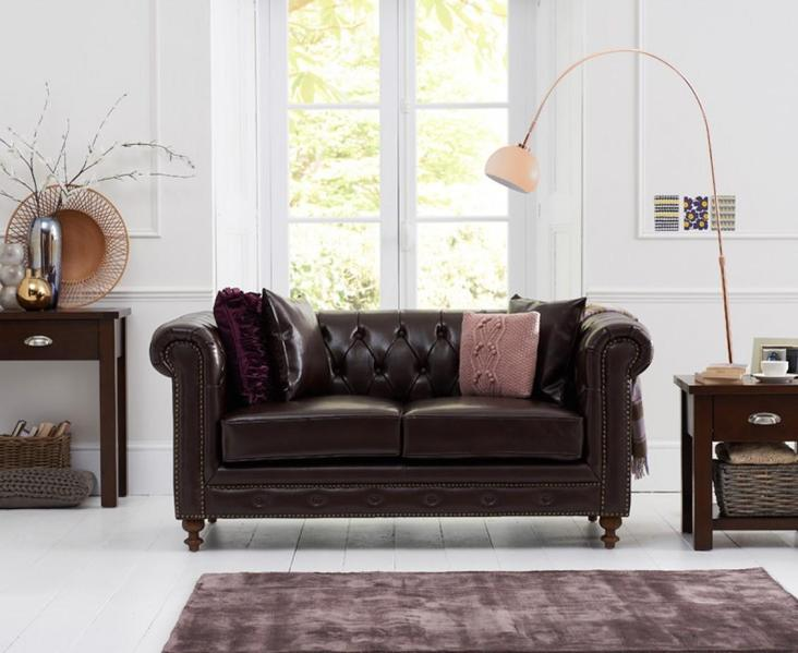 Branded furniture leather fabric sofas dfs john lewis for F furniture village