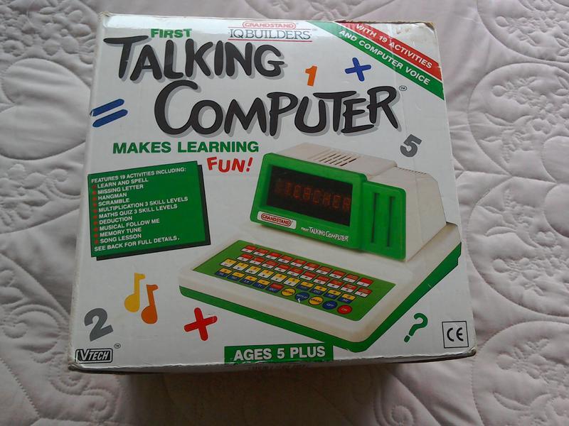 Speak a message talking computer 7.0.9 hostex org