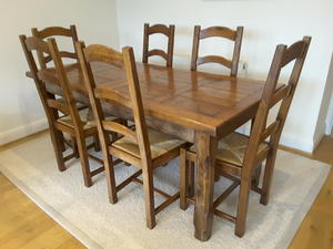French Dining Table Chairs For Sale In UK View 84 Ads