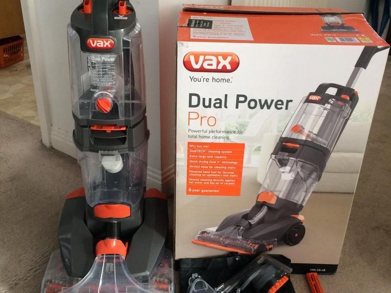 Vax Dual Power Pro Carpet Cleaner W85 Ppt In Hove Sold