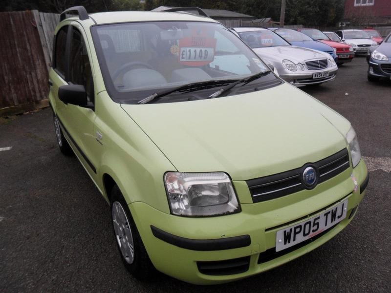 fiat panda 2005 in crawley expired friday ad. Black Bedroom Furniture Sets. Home Design Ideas