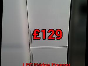 LEC Fridge Freezer  in St. Leonards-On-Sea