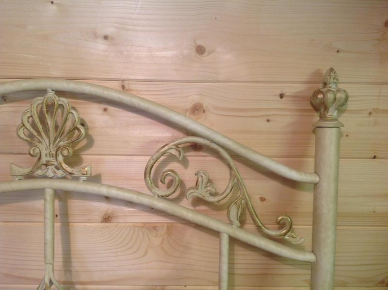 Headboard Single Vintage Style Wrought Iron In Eastbourne Friday Ad